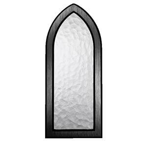 Bild på Lyktram Gotisk stor svart