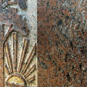 Bild på Gravering befintlig gravsten