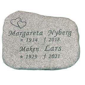 Bild för kategori Liggande gravstenar